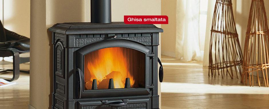 Serie ghisa riscaldamento stufe a legna stufe a pellet - Stufa in ghisa a legna ...