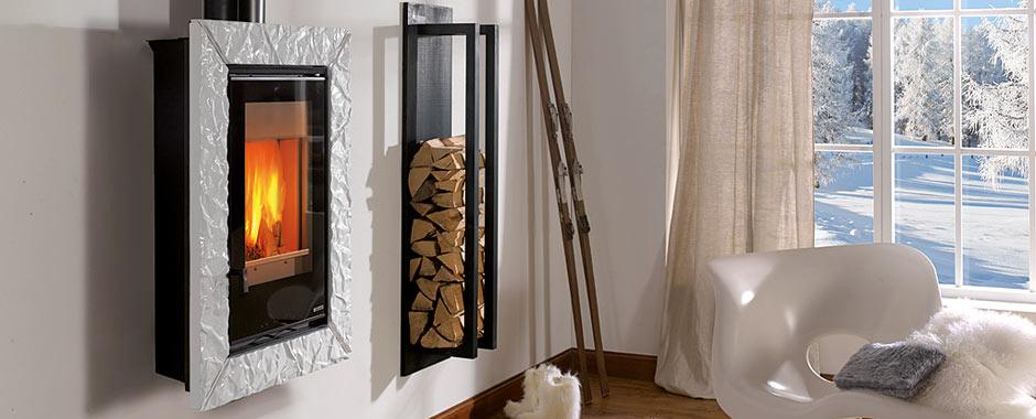 Vendita stufe a legna treviso stufa nordica extraflame - Stufe a legno nordica ...