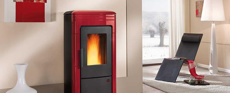 Riscaldamento stufe a legna stufe a pellet radiatori - Termostufe pellet nordica ...