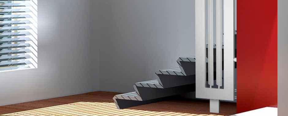 Brem radiatore di design modello vertical vertical for Brem radiatori