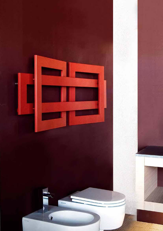 Brem radiatori per l 39 architettura scaldasalviette mod for Brem radiatori